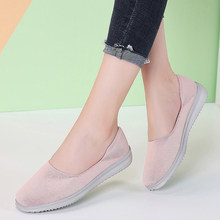2021 mulheres sapatos vulcanizados alta qualit outono sapatos lisos mulher única sapatos ultra leve respirável sapatos femininos mulher