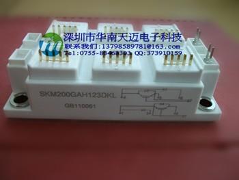 IGBT module SKM200GAH123DKL SKM200GAL123DKL stock selling--HNTM