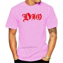 Dio – T-shirt avec LOGO-Neuf et officiel