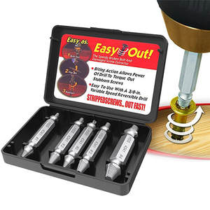 Tools Screw-Extractor-Set And 5pcs Herramientas Best-Selling-Products Damaged