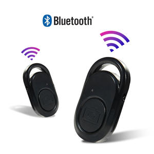 Bluetooth Remote Control, Camera Shutter with Bluetooth Wireless , Compatible with iOS & Android Shutter Self-timer Control