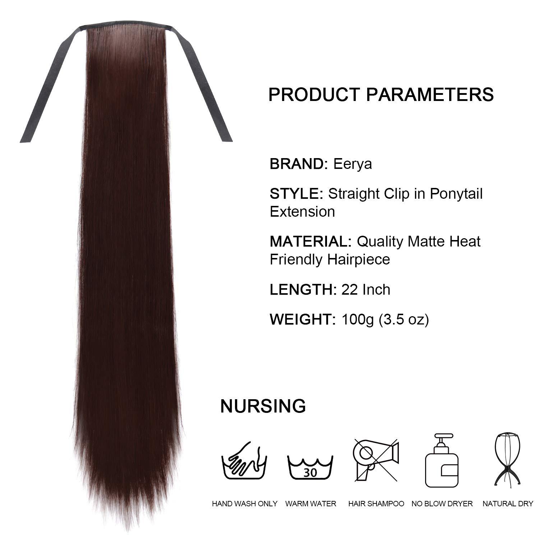 extensões de rabo de cavalo natural hairpiece