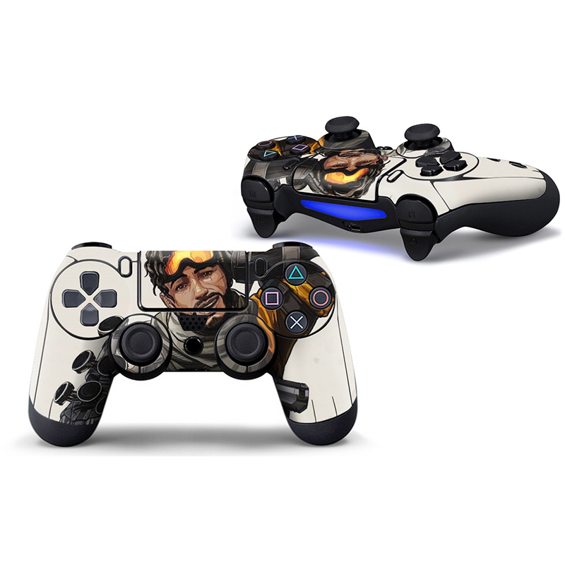 Protective Sticker for PS4 Controller Skin Stickers Playstation 4 decor Sony Joystick Gamepad