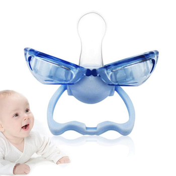New Arrival Portable Baby Infant Kids Pacifier Silicone Nipple Cradle Case Holder Travel Storage Cover Anit-drop Pacifiers 1