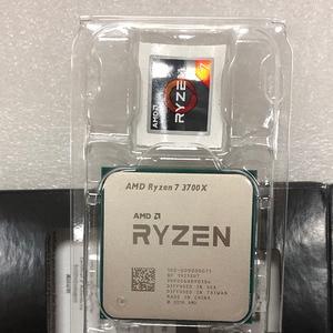 Image 3 - AMD Ryzen 7 3700X R7 3700X 3.6 GHz, fil à 8 cœurs sintein processeur dunité centrale 65W, 7nm L3 = 32M, prise 100 000000071, AM4