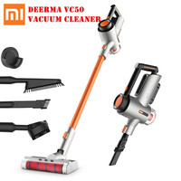 2019 NEW Xiaomi Deerma VC50 Wireless Handheld Vacuum Cleaner 15000Pa Vertical Vacuum Cleaners Cleaning Machine For Home Car