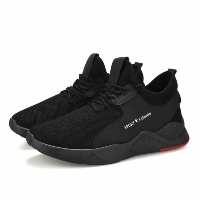 Mode Outdoor Heren Kleur Sneakers Hoge Kwaliteit Merk Bandage Ademende Schoenen Mesh Zachte Letters Tennis Heren Schoenen