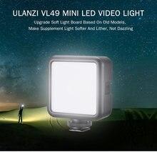 Карманная светодиодная мини вспышка w49 для камеры освещение