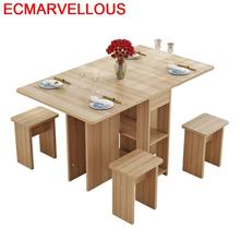 Tisch Manger Moderne A Langer Tavolo Esstisch Room Juego Tafel Retro Wood Folding De Jantar Bureau Mesa Comedor Dining Table