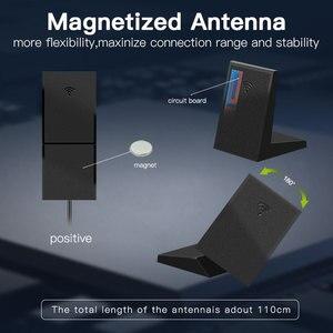 Image 5 - Băng Tần kép 2400Mbps Không Dây PCI E Wi Fi Adapter WiFi 6 Intel AX200 Bluetooth 5.0 802.11ax 2.4G/5G AX200NGW Thẻ Dành Cho Máy TÍNH Để Bàn