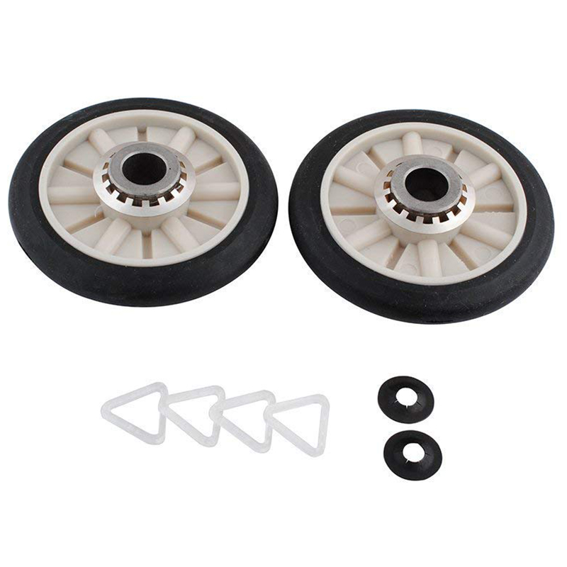 2PCS 349241T Dryer Drum Roller Kit for Whirlpool Kenmore Sears|Dehumidifiers| |  - title=