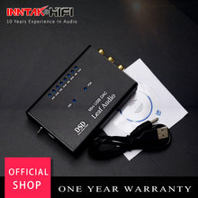 Hifi DSD1796 + XMOS USB DAC Decoder support PCM / DSD W/ headphone out PCM384K , Free Shipping(China)