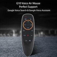 Ersatz für Android TV Box Computer PC Stimme Fernbedienung 2,4G Wireless Mini Air Maus Mikrofon