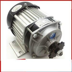 BM1418ZXF 750W 650W 500W 350W 48V 60Velectric trójkołowy Yunette magnes trwały zwalniania DC bezszczotkowy główny silnik