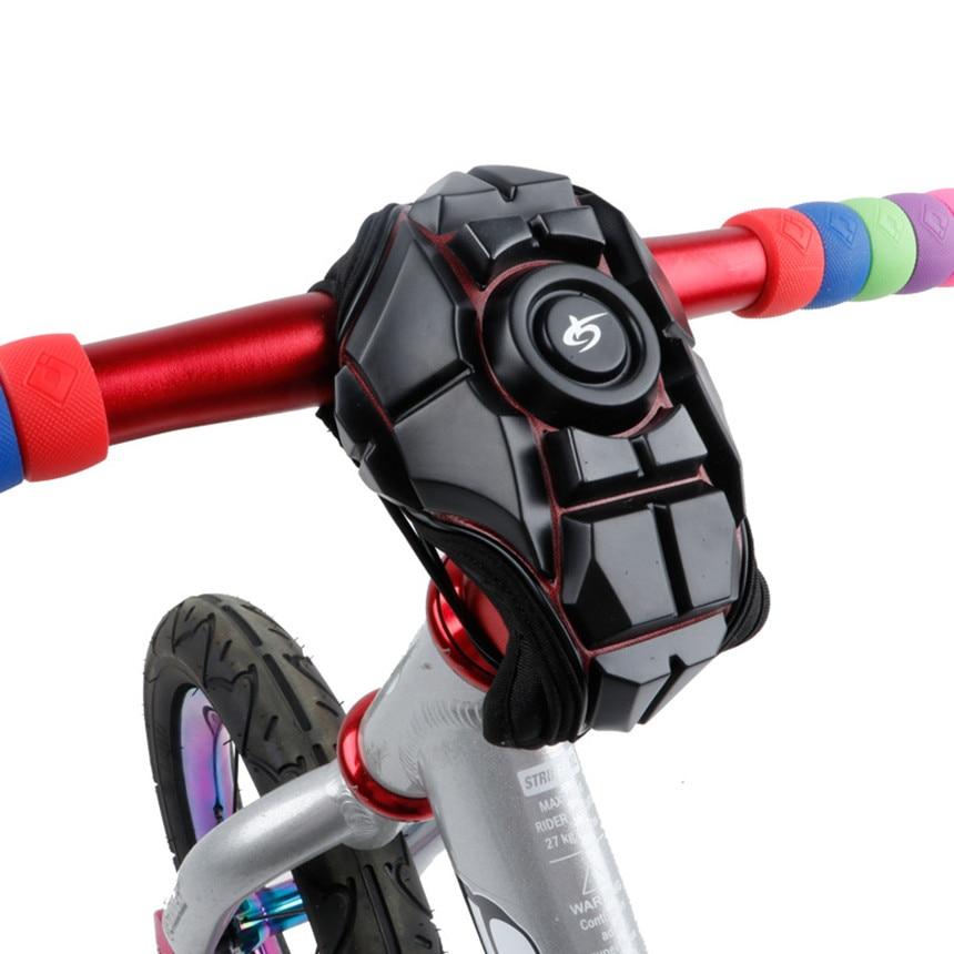 MEROCA Aluminum Handlebar Riser Bar 25.4*420mm Modified Children/'s Balanced Bike