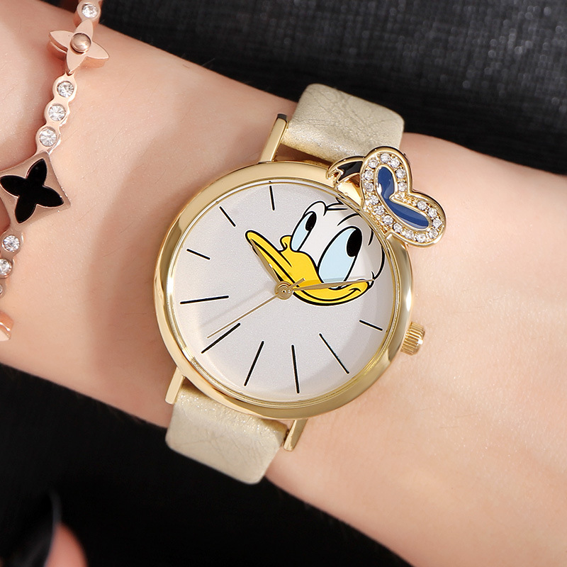 Disney часы мультфильм дети% 27 часы Дональд Дак дети% 27 часы
