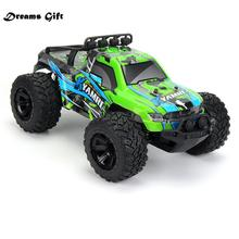 1/14 Off-road Remote Control Pickup Truck Big Wheel High Speed Climbing Car Race