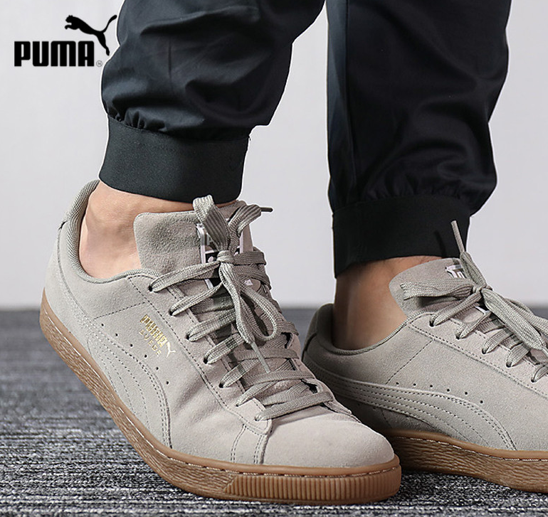 Puma Suede Classic Low Top Sneakers
