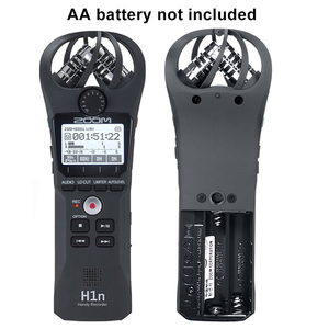Image 4 - Zoom H1N Handy Portable Digital Recorder With BOYA BY M1 Lavalier Microphone For Smartphone Camera