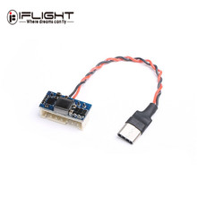 IFlight alimentation RC Balance Plug à type-c adaptateur BEC câble fil pour 6/7/8/9 caméra câble d'alimentation FPV RC Drone quadrirotor