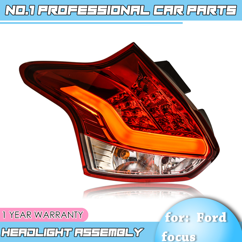 car accessories for <font><b>Ford</b></font> <font><b>focus</b></font> 2 2012-2014 LED <font><b>taillights</b></font> rear lights parking For <font><b>Ford</b></font> <font><b>Focus</b></font> foglights image