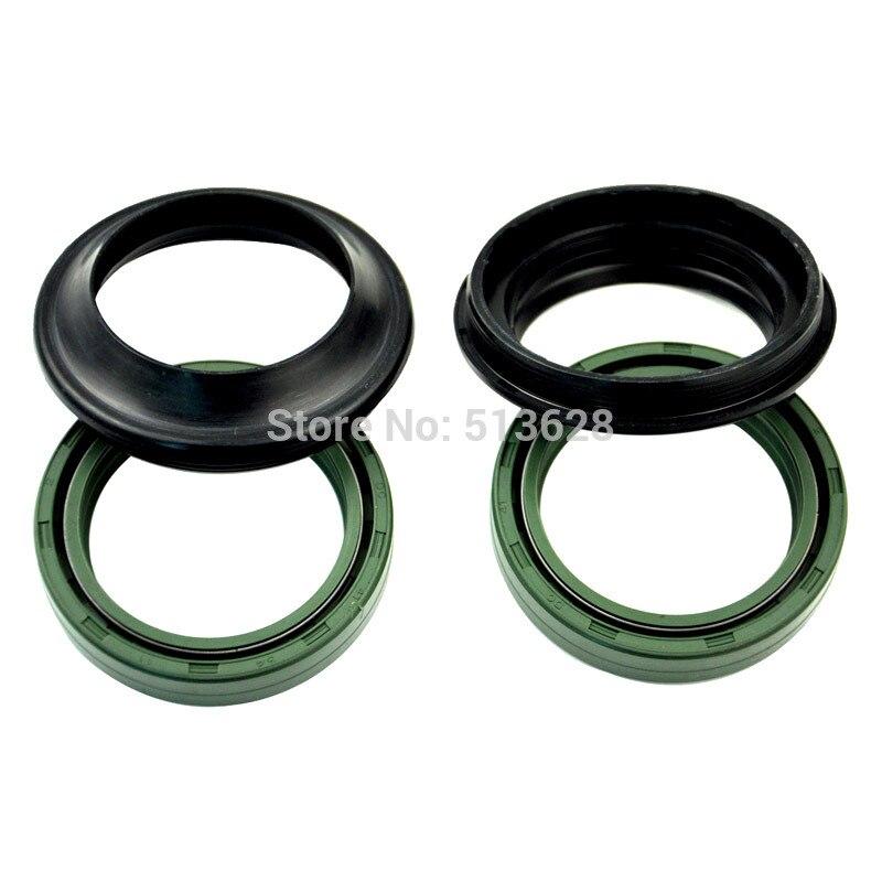 37*50*11 motorrad Gabel Dämpfer Öl Staub Dichtungen Set Kit Für Honda CRF230F 03-16 CRF230L 08-15 CRF230M 09 Stoßdämpfer