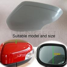 กระจกมองหลังฝาครอบสำหรับVolvo S40 C30 C70 V50รุ่น2007 2009รถอุปกรณ์เสริม