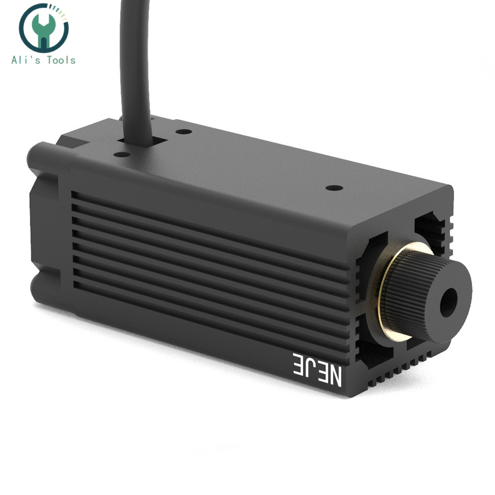 3000mW Laser Module Head For Metal / Wood Router / Paper Cutter / 2Axis Engraver / Desktop Cutter Replacement For NEJE MASTER