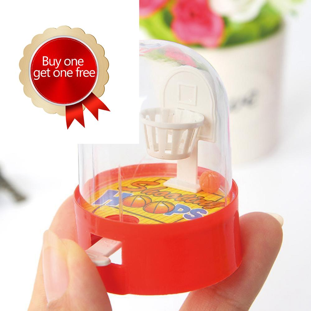 Mini Finger Basketball Shooting Machine Game Puzzle Ball For Kids Creative Interactive Party Game Buy One Get One Free Duplo