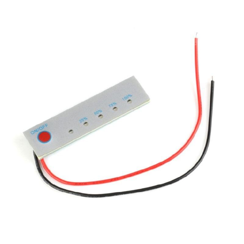 Доска Литиевая Индикатор Заряда Батареи 14.4 V Литиевая Батарея Индикатор Питания Доска