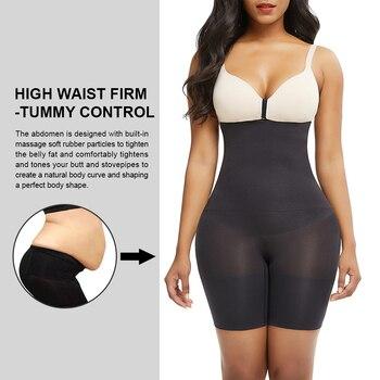 WAIST SECRET High Waist Booty Hip Enhancer Butt Lifter Invisible Shaper Panty Push Up Bottom Boyshorts Sexy Shapewear Briefs 3XL 2