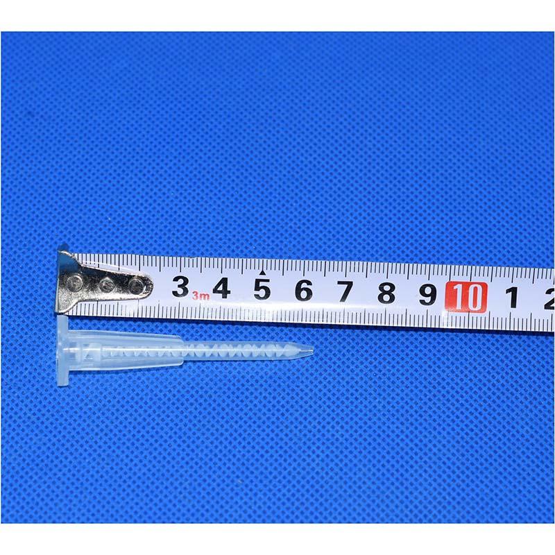 Epoxi gyantakeverő statikus MA3.0-17S keverő fúvókák Pore Core - Elektromos szerszám kiegészítők - Fénykép 6