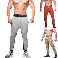 Compression Pants Sportswear Screen Print Plus Size Men Bodybuilding Skinny Leggings Fitness For Men'S Wholesale