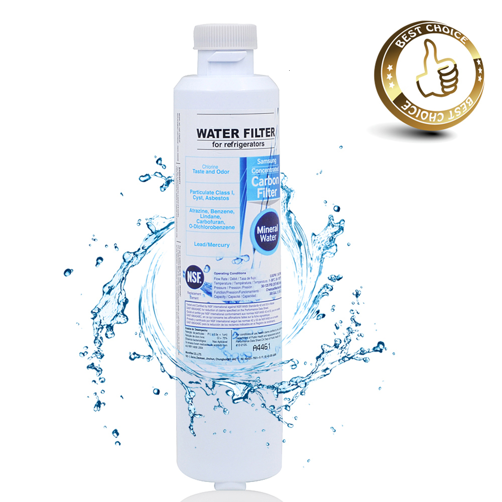 Hot Sale! Refrigerator Water Filter For Samsung Da29 00020b Aqua pure Plus Activated Carbon Replacement Water Filter 2 Pcs/lot - 4