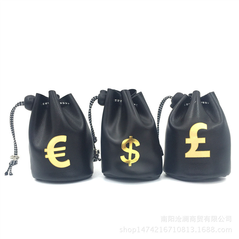 American Dollars Euro Pound Symbol Bounty Purse Key Pu Manufacturers Supply Of Goods Wholesale