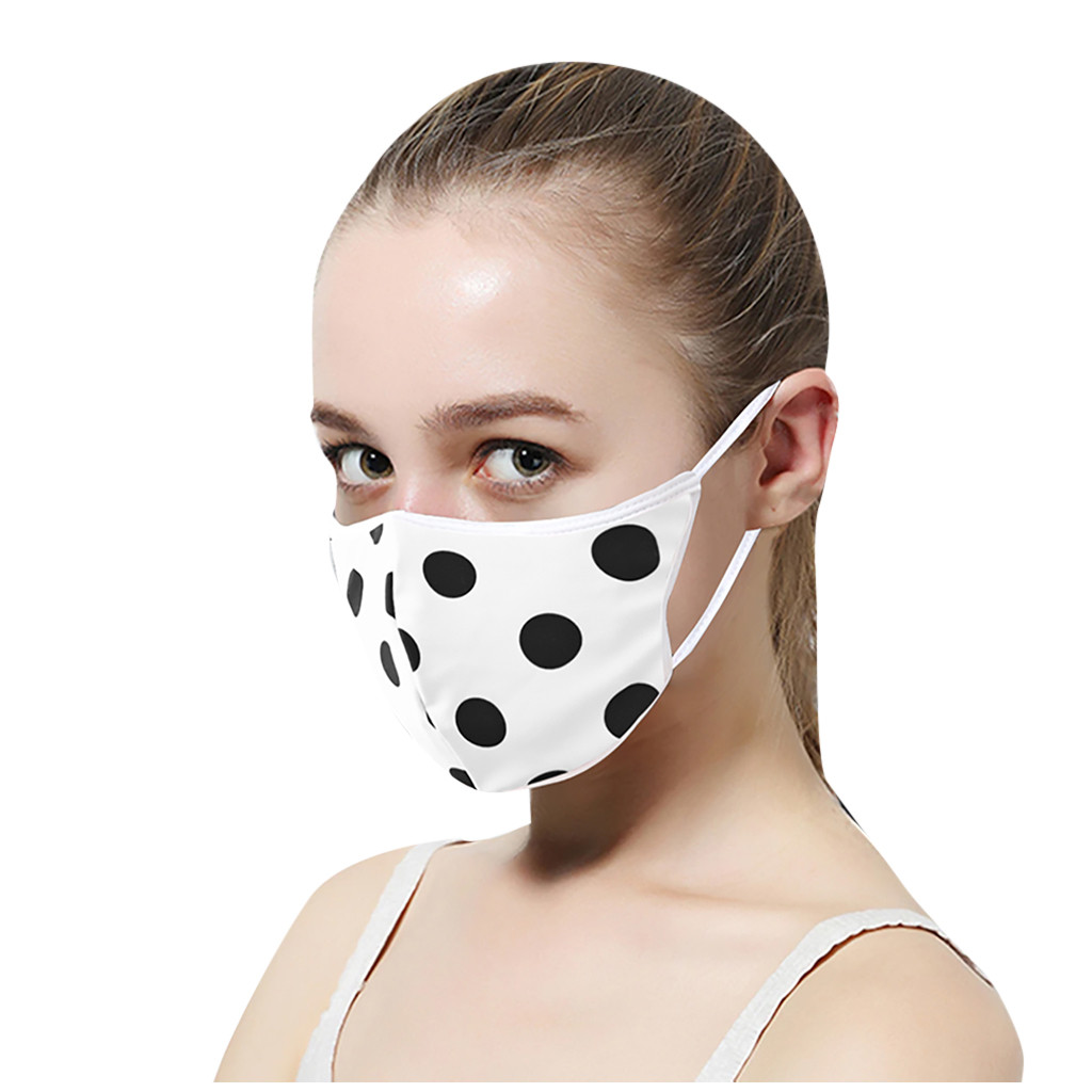 Hb683c73810d24febb2257ffeab52fd14s In Stock Men Women Adult Outdoor Print Washable Print Breathable Face Cotton Mouth Reusable Earloop Mouth-muffle Health Care