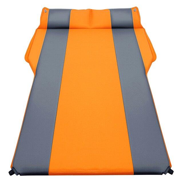 Shibu Universal SUV car travel bed special trunk travel bed car inflatable mattress free air travel mattress sleeping pad caming 6