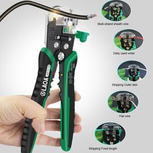 Image 3 - Outils de dénudage automatique LAOA pinces de coupe fil outils de dénudage de câbles électriques pour le sertissage délectricien fabriqués à Taiwan