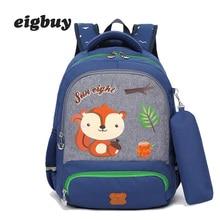 где купить Orthopedic School Bags For Girls Nylon Children Backpacks Cute School Bag Kid Backpack For Kindergar Boy Student Schoolbag по лучшей цене