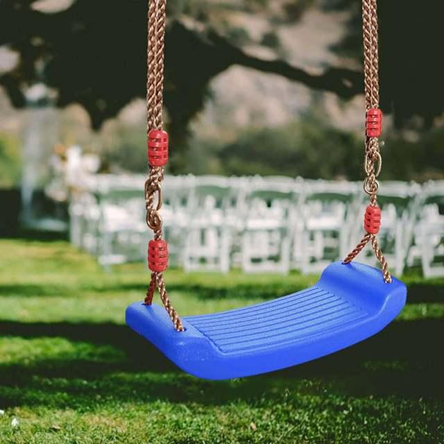 150kg Load Multifunctional Baby Swing Hanging Basket Outdoor Kids Toy Baby Swing Toy Patio Swings 3