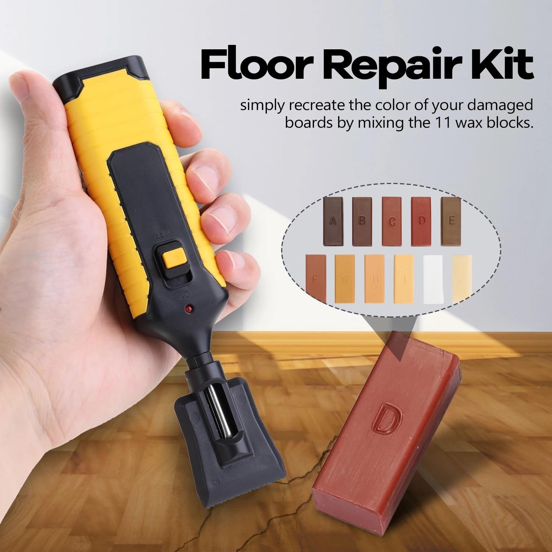 Profissional arranhões reparação conjunto de ferramentas para