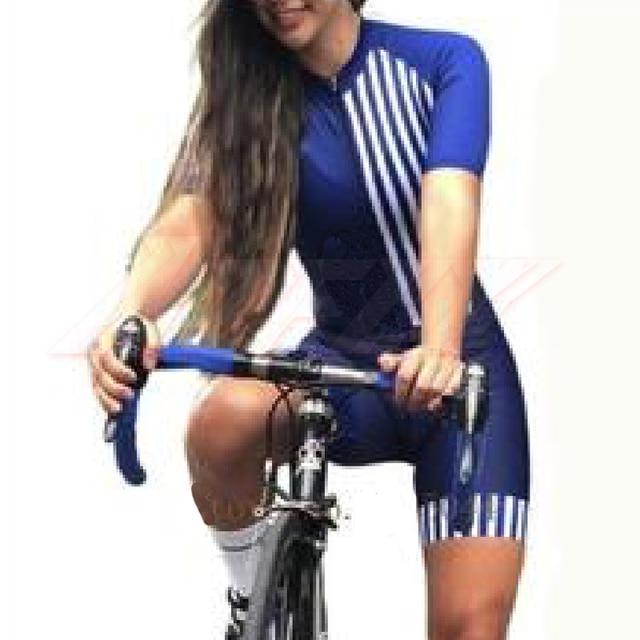 Mulher profissão triathlon terno roupas ciclismo skinsuits conjunto do corpo rosa roupa de ciclismo macacão das mulheres triatlon kits conjunto feminino ciclismo Uma variedade de macacões femininos especiais de alta 5