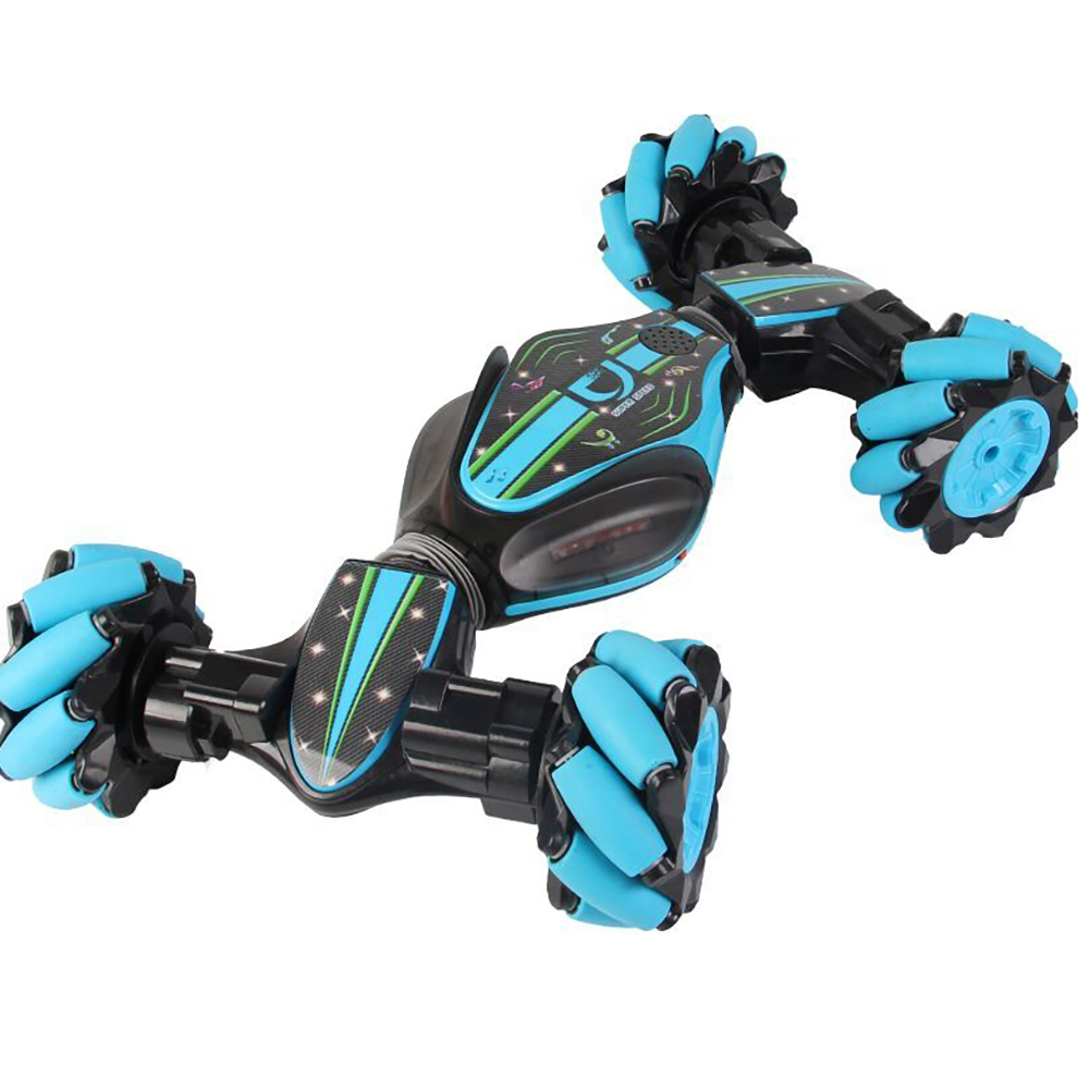 2.4G Smart Gesture Induction RC Stunt Car Toys Light Music Drift Driving Remote Control Off-Road Vehicle GW124 Stunt Cars