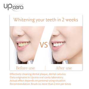 Image 2 - Upcera Sonic Lovers Electric Toothbrush Waterproof Automatic Tooth Brush Toothbrush Head Replaceable