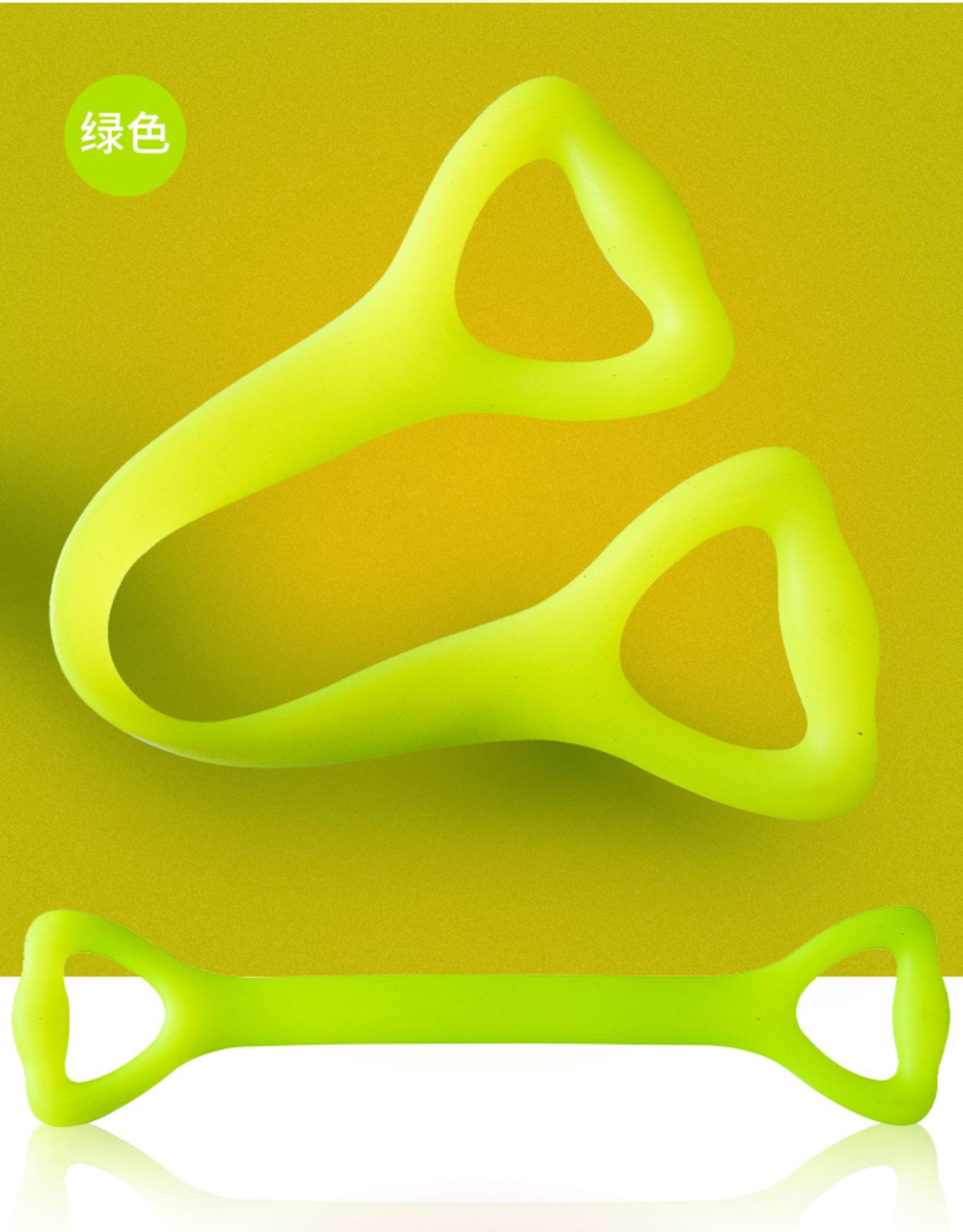 portátil yoga muscular treinamento abdominal borracha exercitador de musculação ef50ld