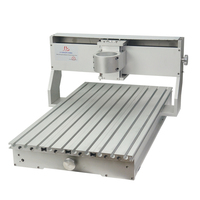 woodworking machinery CNC 6040 frame 3axis without motor aluminum metal engraver