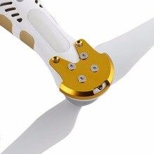 ฐานมอเตอร์ GUARD Body Protector ฐานเครื่องยนต์ 1pcs สำหรับ Drone 3A 3P 3S SE Phantom 2 3 กล้อง Drone อะไหล่อุปกรณ์เสริม