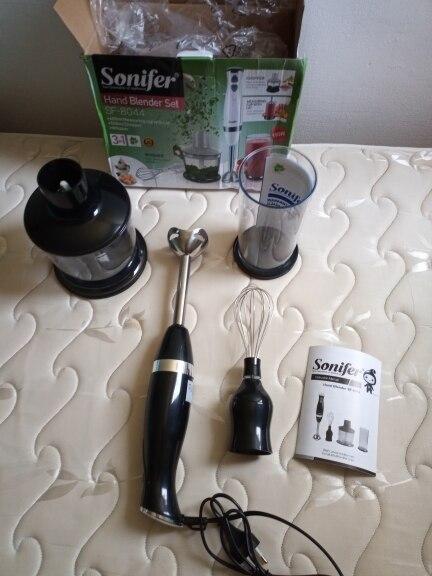 2 Speeds Electric Blender 3 in 1 Food Mixer Kitchen Smoothies Detachable Hand Blender Egg Beater Vegetable Fruit Salad Sonifer Blenders    - AliExpress
