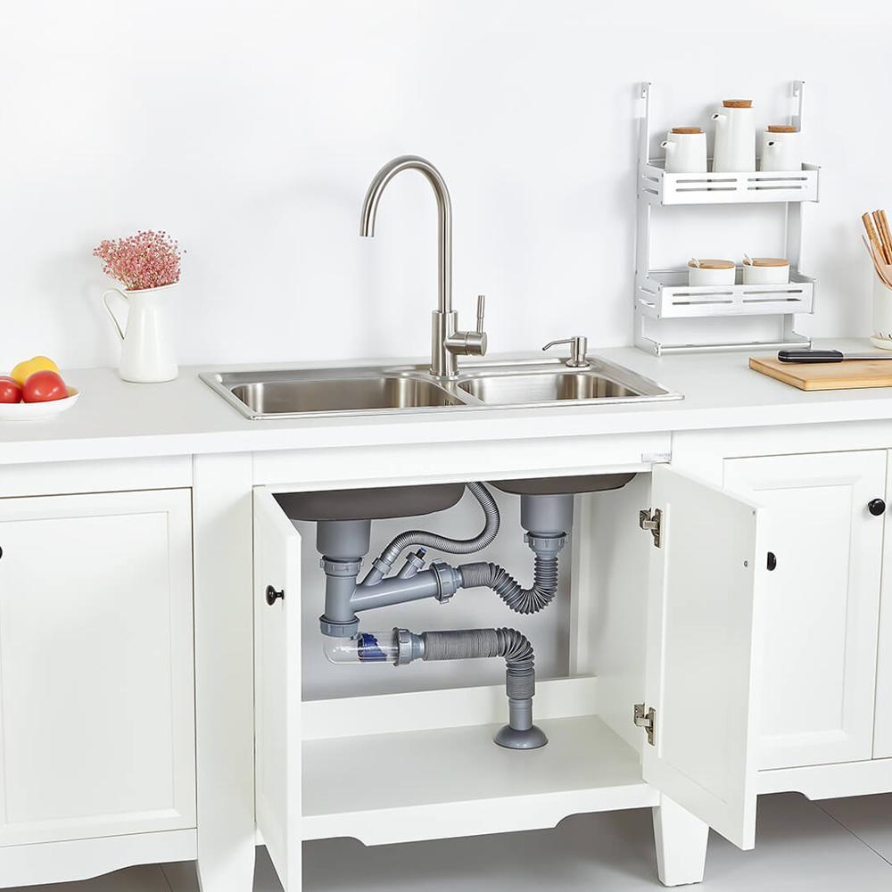Xiaomi Youpin sous-marin cuisine égout tuyau Flexible salle de bains évier Drains lavabo Pip Multiple déodorant pliable tuyau d'évacuation
