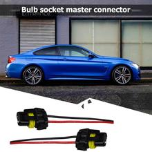 Female-Adapter-Connector Socket Headlight Automotive-Wire-Adapter for Fog-Lamp 9006 Hb4-Bulb